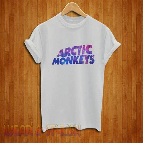 Tshirt Arctic Monkey Black arctic monkeys shirt arctic monkeys tshirt arctic