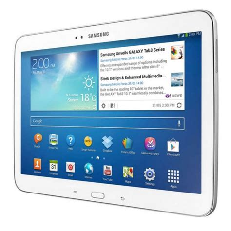 Samsung Galaxy Tab 3 10 1 Review samsung galaxy tab 3 gt p5210 10 1 quot 16gb blanco