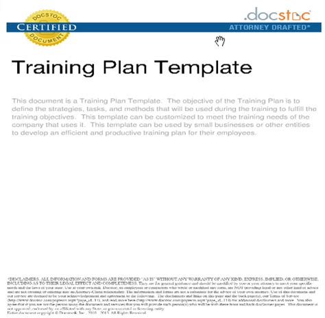 training manual template out of darkness