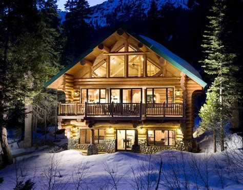 winter houses log cabins for the winter log cabin wallpapers log