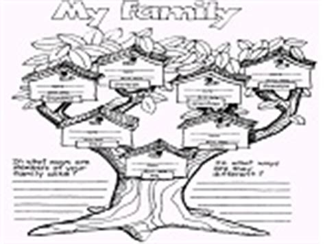 preschool family tree template family tree template family tree printable kindergarten