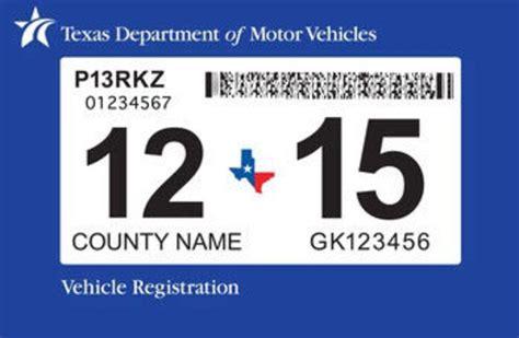 Chicago Registration Sticker