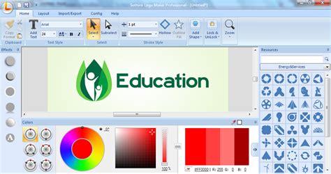 software membuat watermark foto 3 software desain logo terbaik untuk pc newblog