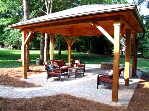 building a backyard pavilion download pavilion blueprints plans diy build your own