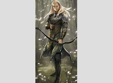 Easy Warrior Drawings Male Elf 1
