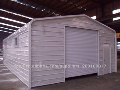 cocheras prefabricadas estructuras metalicas para cocheras prefabricadas