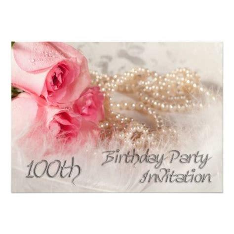 17 Best Images About 100th Birthday Invitation Templates On Pinterest Hydrangea Flower 100th Birthday Invitation Templates Free