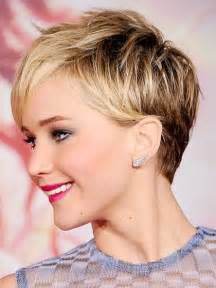 Cute short bob haircuts for thick hair also short spiky pixie haircut