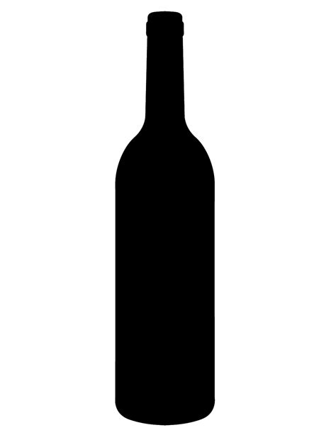 wine silhouette wine bottle silhouette this is the silhouette of a wine