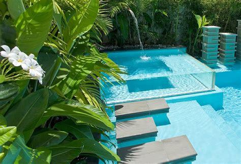 giardini con piscina giardini con piscina 24 idee molto chic e all avanguardia