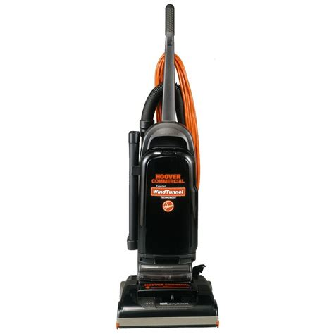 hoover rug shoo hoover 174 windtunnel 174 13 quot bagged commercial upright vacuum