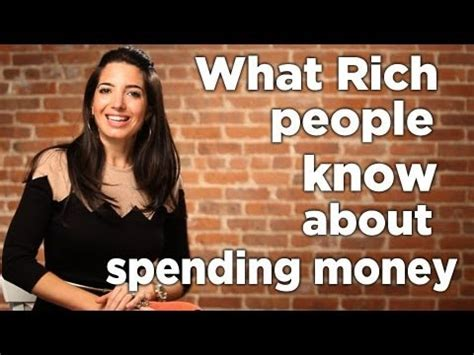 Rich Spend Money by What Rich About Spending Money