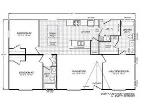 fleetwood manufactured home floor plans waverly crest 28483w fleetwood homes