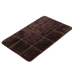 Rug Slips On Carpet by Non Slip Fluffy Bathroom Shower Lattice Mat Floor Rug