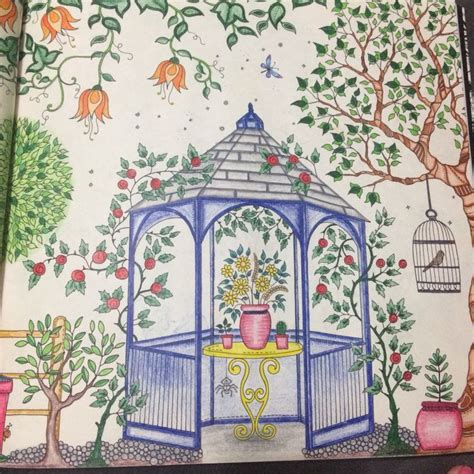 secret garden colouring book cheapest 50 best secret garden minhas pinturas images on