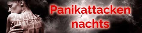 panikattacken im schlaf panikattacke nachts panikattacken stop hilfe gegen