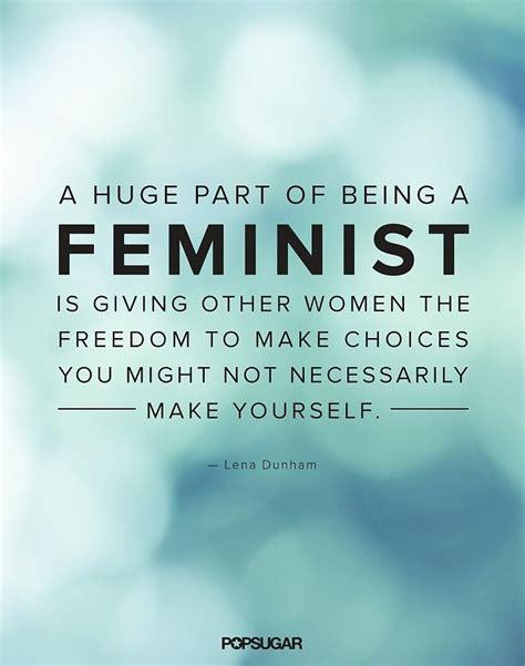 feminism quotes lena dunham quotes quotesgram