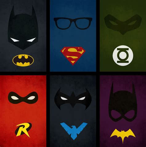 Home Decor Fabric By The Yard by Minimalist Dc Comics Poster Designed By Pandreaa