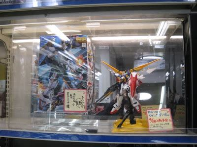 Mg Gundam X By Gundam Workshop mg wing gundam part1 dengeki hobby workshop gunjap