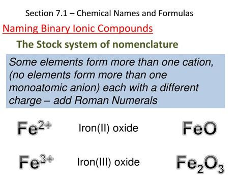 7 1 ions section review answers 7 2 ionic bonds and ionic compounds section review answers