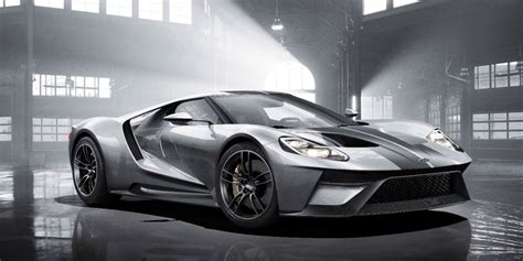 ford gt silver bill ford fields to get ford gt units ford