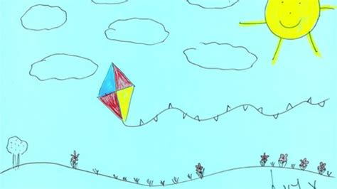 doodle kites meaning national doodle day celebrated in pictures itv news