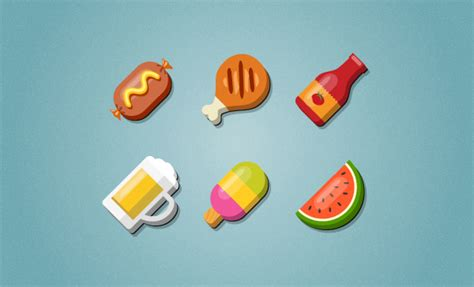 tutorial illustrator icon create a set of food icons in adobe illustrator