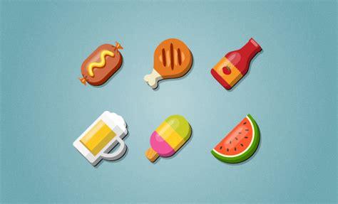 illustrator newsletter tutorial create a set of food icons in adobe illustrator