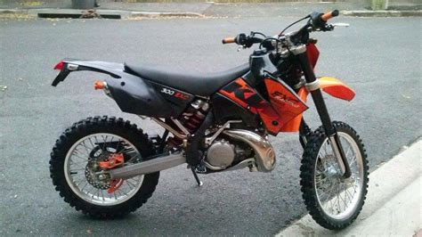 Ktm Parts Brisbane 2005 Ktm 300 Exc My05 For Sale Or Qld Brisbane South
