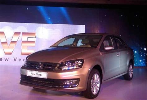 new volkswagen vento variants price list in india