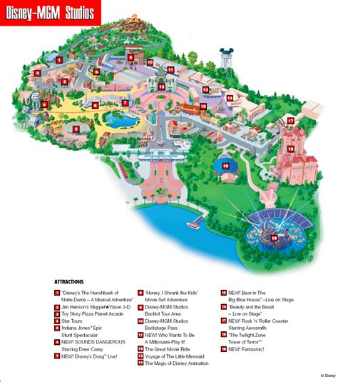 disney studios map disney world maps disney maps map of disney world epcot maps universal studios map disney