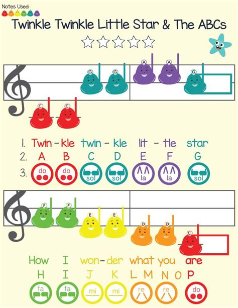 kindergarten activities music 37 best twinkle twinkle little star images on pinterest