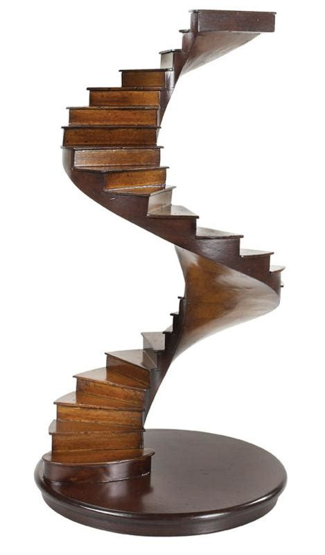 spiral stairs nautical accent decor