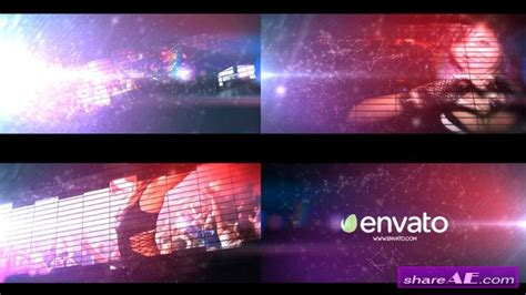 Videohive Equalizer Logo Intro After Effects Projects 187 Free After Effects Templates After After Effects Equalizer Template