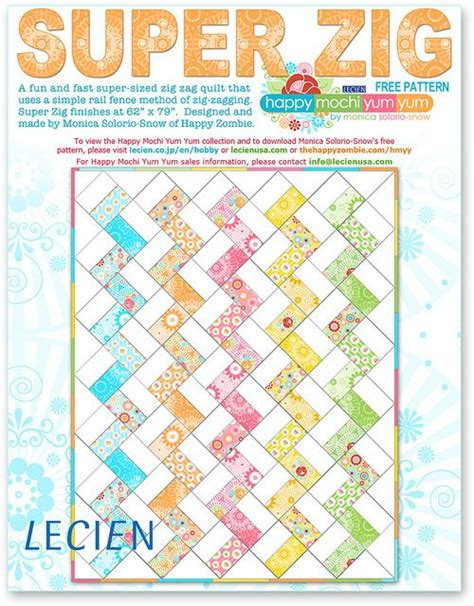 zig zag quilt pattern using triangles 17 best images about quilt patterns charm squares on