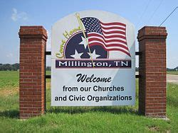 millington, tennessee