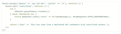 laravel json tutorial json web token tutorial an exle in laravel and