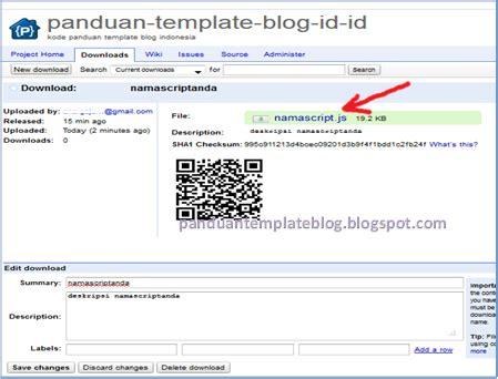 membuat hyperlink dengan javascript teras belajar smanda oktober 2013