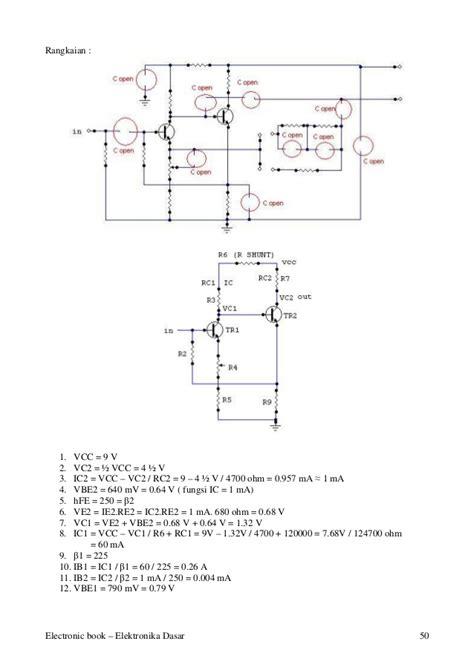 Ebook 60 Fungsi ebook elektronika dasar