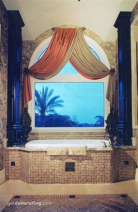 how to hang curtains on a round top window 25 best ideas about kids window treatments on pinterest