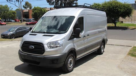 New Ford Transit Roof Rack by Ford Transit Roof Racks