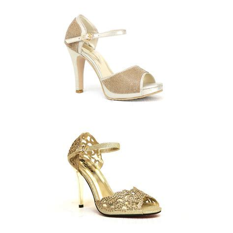 Latest Wedding Wear Shoes for Brides by Borjan   Stylo Planet