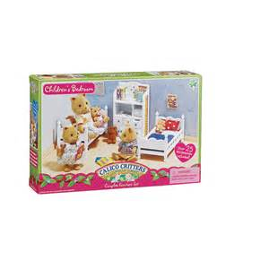 It s play time in the calico critters children s bedroom set this