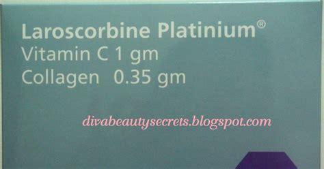 Eyeshadow Dorlene secrets new product laroscorbine platinum vit c and collagen