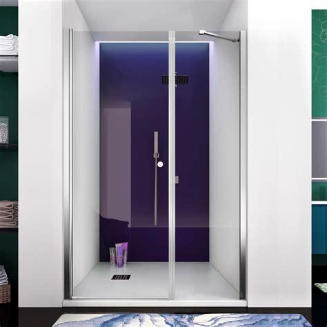 nicchia doccia cristallo nicchia doccia 155 cm cristallo trasparente porta fissa