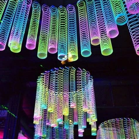 13 best images about 80s showcase decorations on pinterest rainbow glow in the dark magic springs comebacks neon