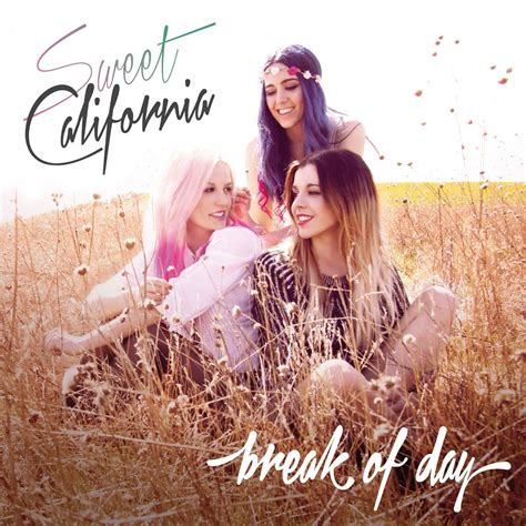 swing en español sweet california break of day la portada del disco