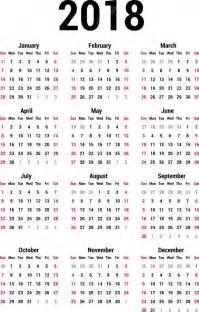 Kalendar 2018 Vector Kalend 225 ř 2018 Stock Vektor 169 1507kot 49302987