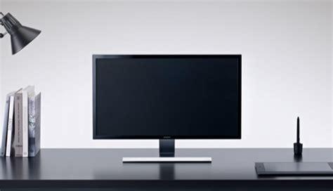 samsung 4k monitor test driving samsung s new 28 inch 4k uhd monitor nevillehobson