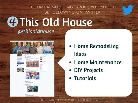 10 home remodeling experts you should be following on